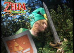LoZ: Minish Cap Cosplay