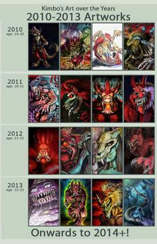 Improvement Meme 2010-2013