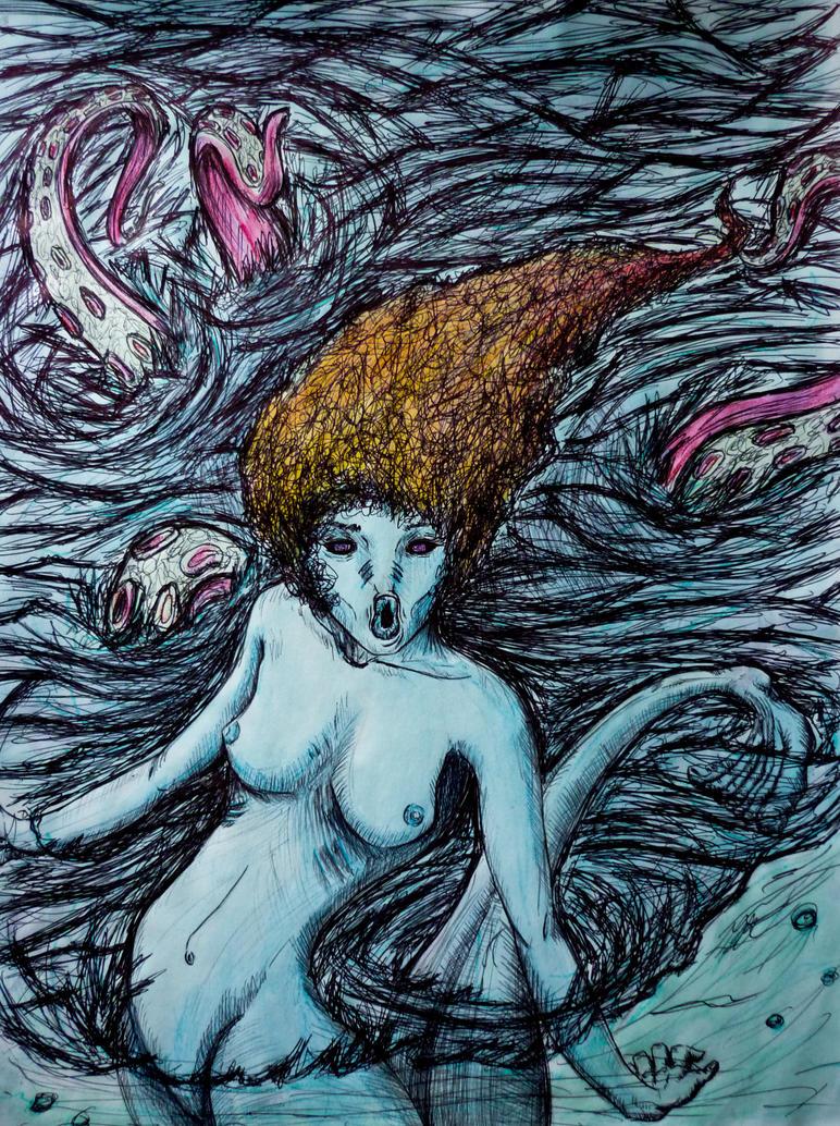 Sirena by chavantart