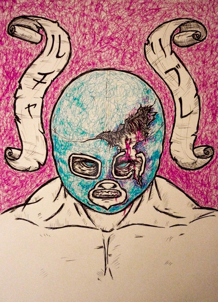 Lucha Libre by chavantart