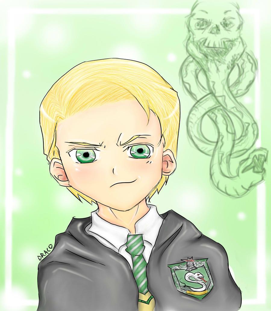 Draco Malfoy by Muskitear794 on DeviantArt