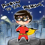 Robin To The Rescue