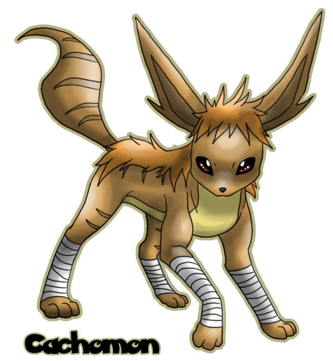 Eeveelution: Maneon by Cachomon on DeviantArt