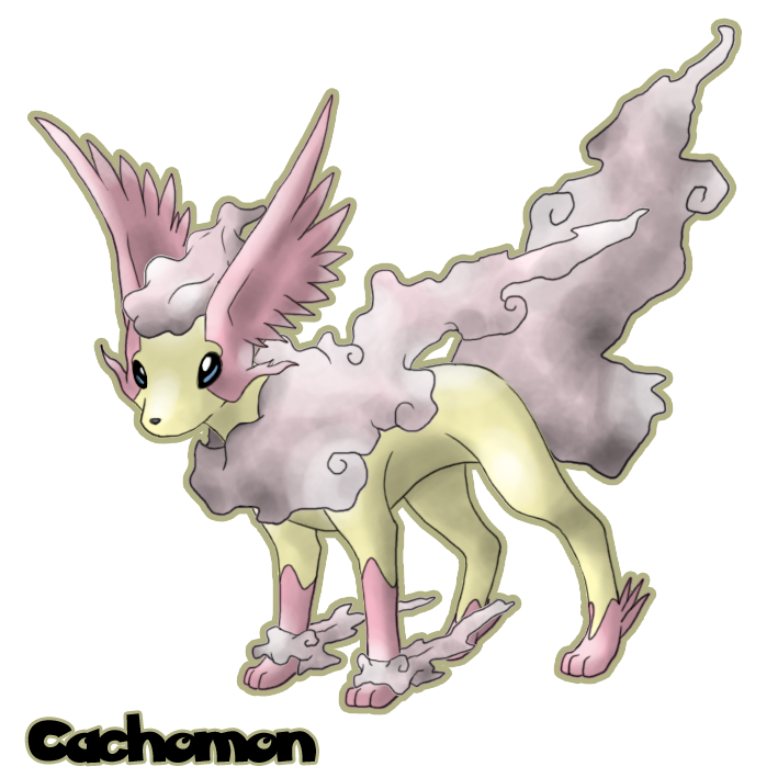 Eeveelution: Wingeon By Cachomon On DeviantArt