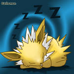 Jolteon's nap