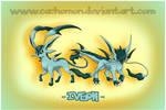 Eeveelution: Iveon