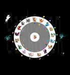 Cachomon's Eeveelutions Evolution Chart