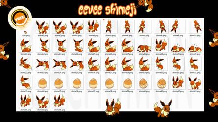 Eevee Shimeji +FREE+