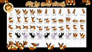 Effy the Eevee Shimeji +FREE+