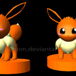 3D Eevee +Maya+ by Cachomon