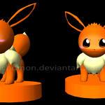 3D Eevee +Maya+ by Cachomon