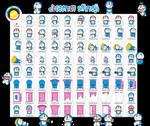 Doraemon Shimeji +FREE+