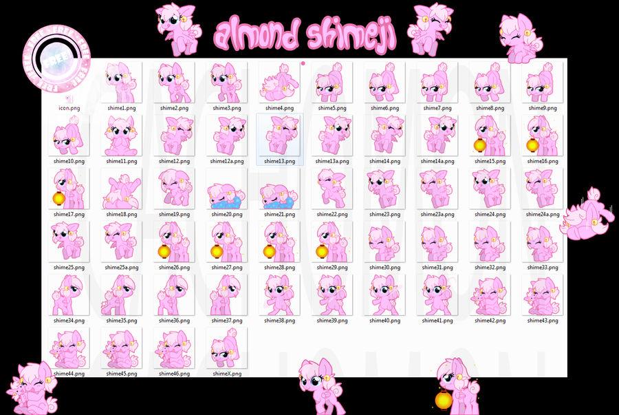 Almond Shimeji +FREE+