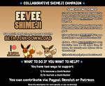 EEVEE SHIMEJI CAMPAIGN [COMPLETE!]