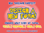 [CONTEST] DESIGN A POKEFORM [WINNERS] by Cachomon