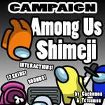 Among Us Shimeji Campaign