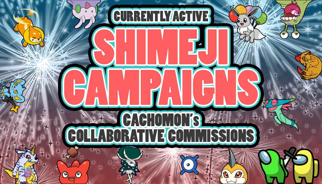 Currently Active Shimeji CAMPAIGNS