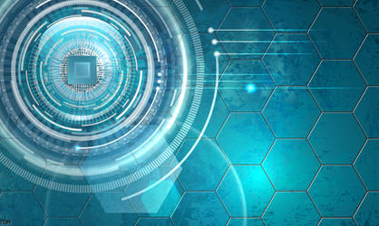Futuristic microsheme chip