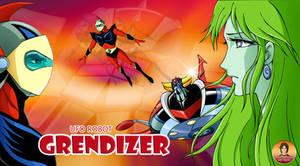 GRENDIZER NAIDA WALLPAPER HD 3