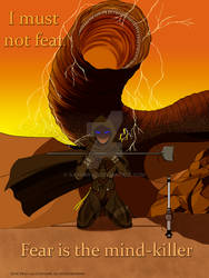 DUNE with words