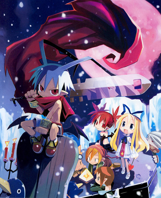 red moon disgaea - photo #38