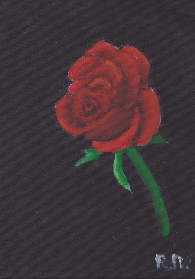 Rose #1 by ReinNt