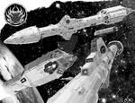 Commission: Starship