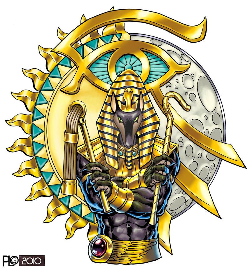 8407f659d Anubis Tattoo design by mattPLOG on DeviantArt