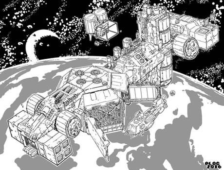 Comm: Space Drydock