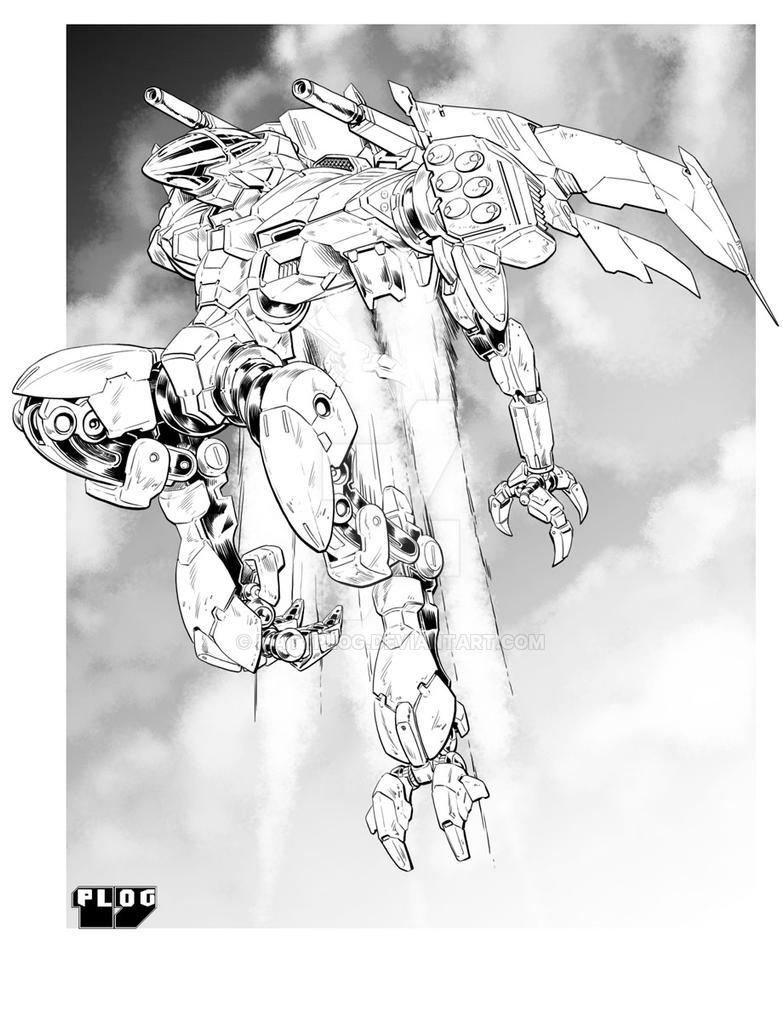 Comm: winged Jumper by mattPLOG