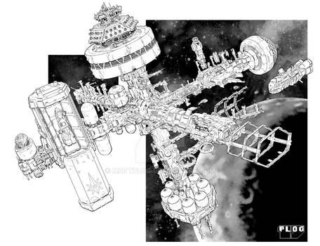 Comm: multi-purpose Spacedock
