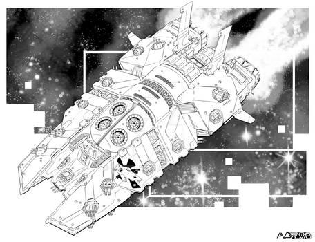 Comm: Armored Cruiser