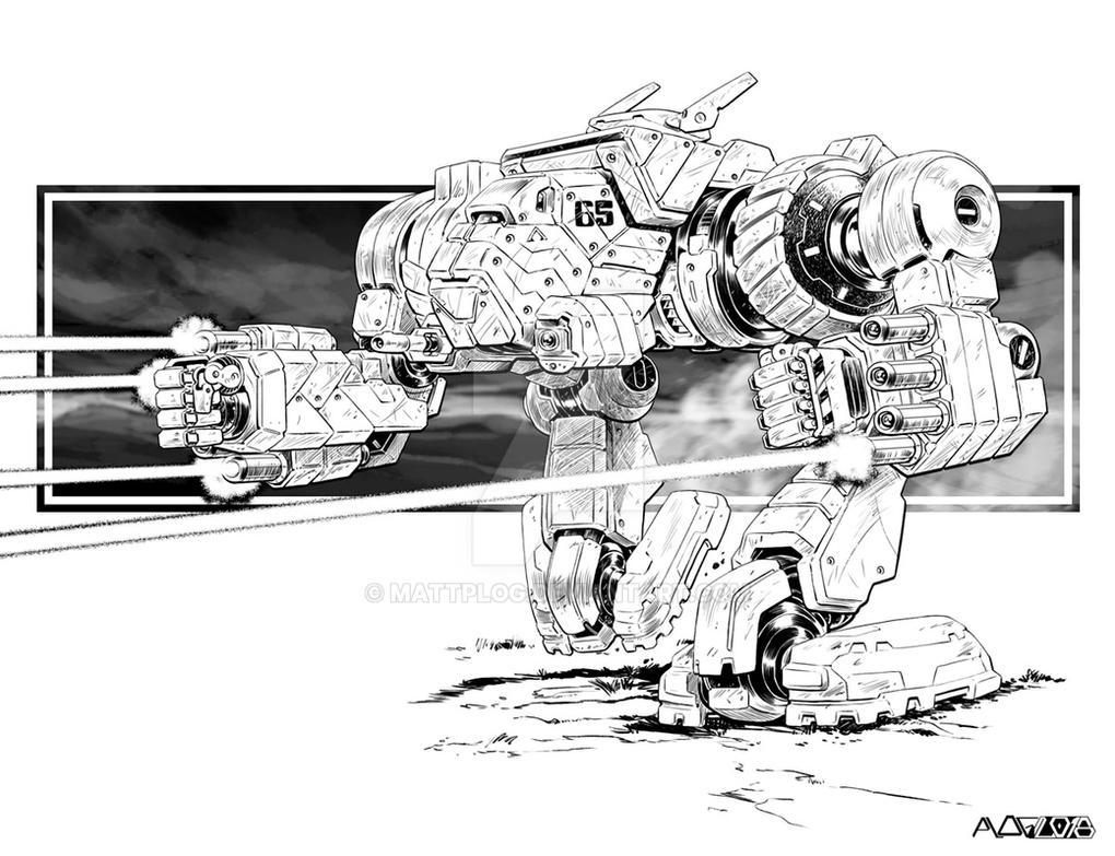 Comm: Skinwalker Nova by mattPLOG