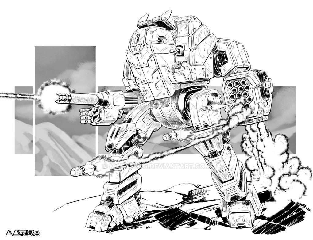 Comm: Skinwalker Phantom by mattPLOG