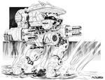 Comm: Skinwalker Warhawk