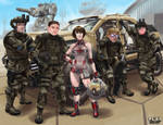 Comm: Combined Arms Squad