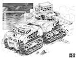 Comm: Light Second Line Tank