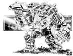 Comm: Jumbo Battlearmor