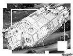 Comm:  Hauler and Support Ship