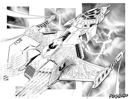 Comm:  Medium Strike Fighter