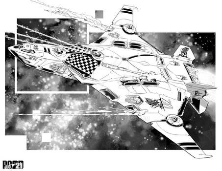 Comm:  Combat Dropship