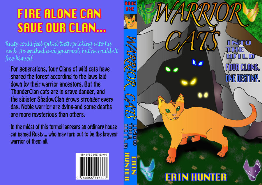 Warrior Cats Back Ronds
