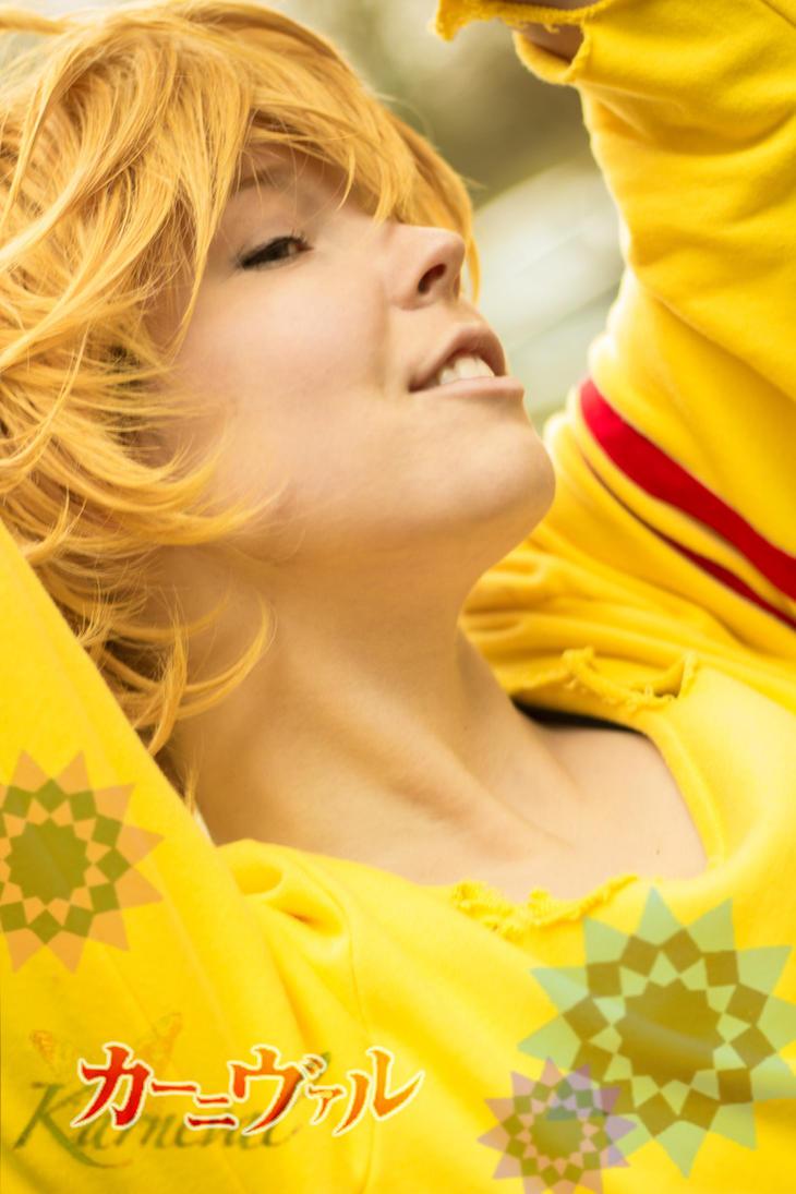 Karneval: The Sparkling Prince by iigo-tomo-e