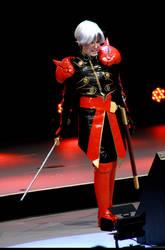 VoE: Dilandau On Stage by iigo-tomo-e