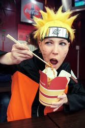 Naruto: Ramen were sold out