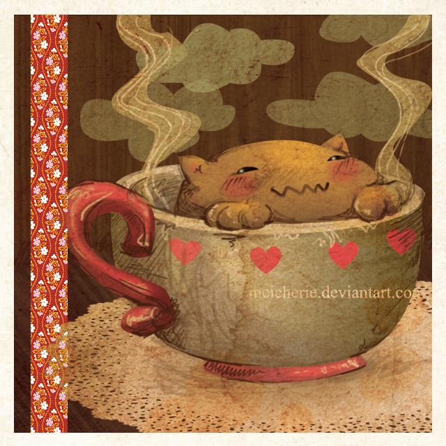 Tea Beast by meicherie