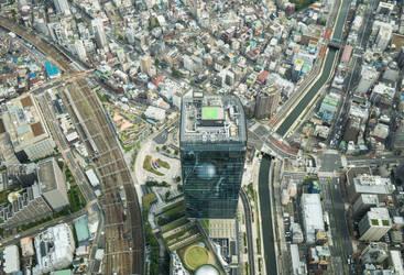 Surreal Tokyo by pbakaus