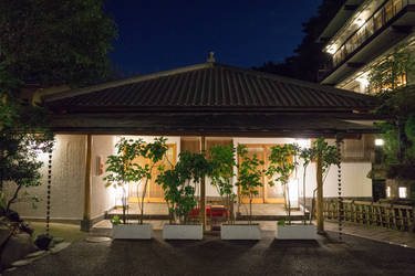 Japanese bathhouse by pbakaus