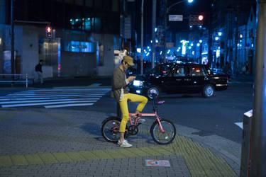 Tokyo Hipster by pbakaus