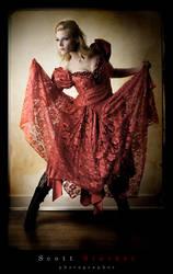 Kayla : Red Dress